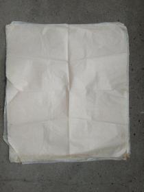 故纸犹香◆宣纸(23): 早期宣纸 极柔极薄 6张