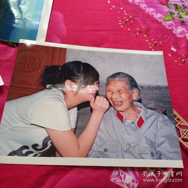 中国黄冈风情大别山全国摄影大展参赛入选作品原照片《悄悄话》