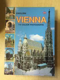 VIENNA 114 COLOUR PHOTOGRAPHS
