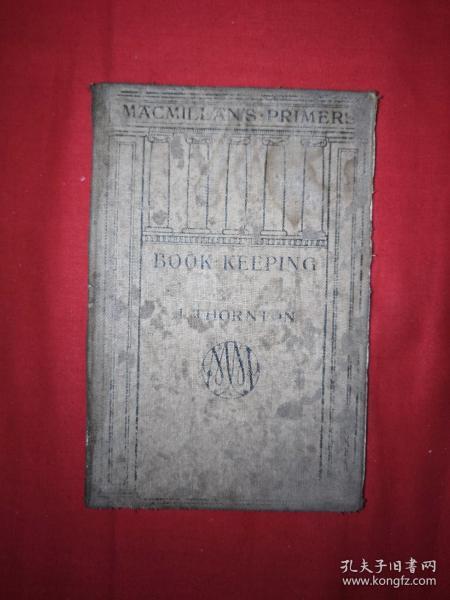 稀见老书丨1922年英文原版书(全一册)精装珍藏版48开袖珍本!原版非复印件!详见描述和图片