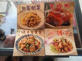 现代人食谱 快手家常菜 川辣子 用蛋做菜 爱吃肉 都是牛肉 五本