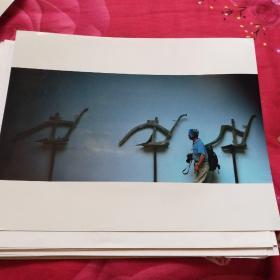 中国黄冈风情大别山全国摄影大展参赛入选作品原照片《播种的岁月》