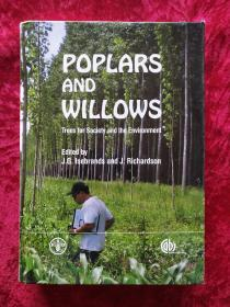 Poplars and Willows: Trees for Society and the Environment