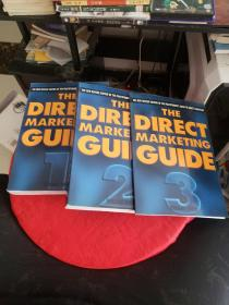 THE DIRECT MARKETING GUIDE(1、2、3)3册合售,详见图!!