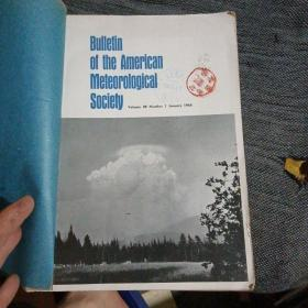 BULLETIN OF THE AMERICN METEOROLEGICAL SOCIETY[VOLUME 49 1968]
