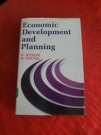 Economic Development and Planning【精装馆藏,正版进口图书!】