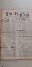 沈阳日报1956年3月1日-31日