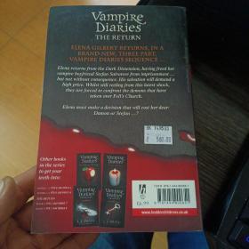 The Return: Midnight (The Vampire Diaries) 吸血鬼日记-归来:午夜