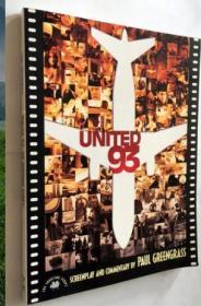 正版全新United 93 The Shooting Script (Newmarket Shooting Scripts Se