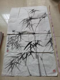 凤竹(郭佩文作品)