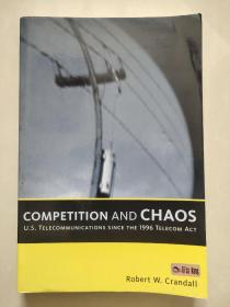 COMPETITION AND CHAOS 英文原版小16开