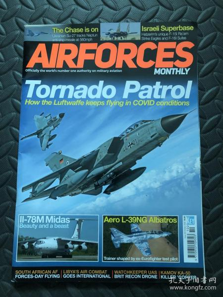 AIRFORCES MONTHLY October 2020
