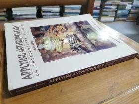 英文原版:Applying Anthropology An Introductory Reader