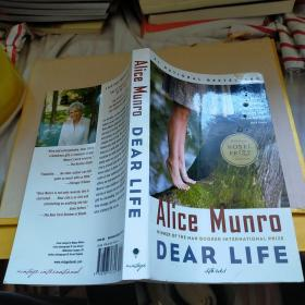 Dear Life:Stories  外文版  请看图