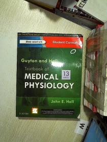 Guyton and hall texfbook of medical physiology /盖顿和霍尔医学生理学教科书