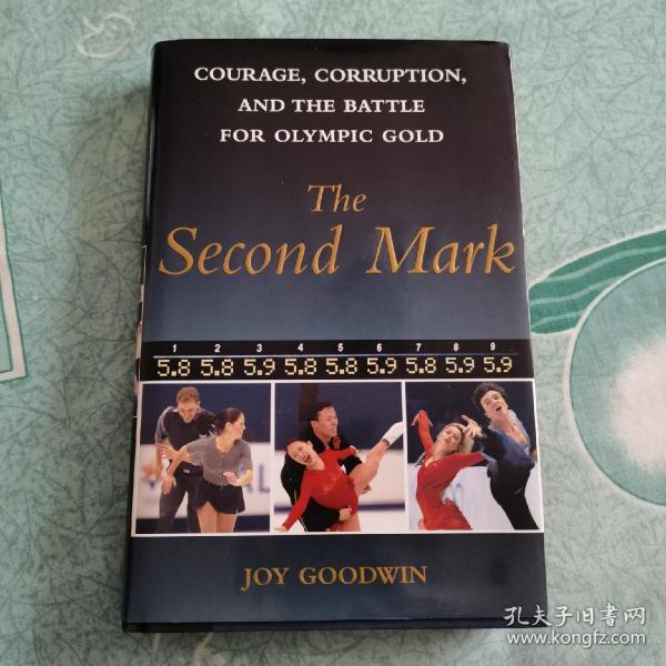 The Second Mark 勇气腐败和奥运会金牌之战