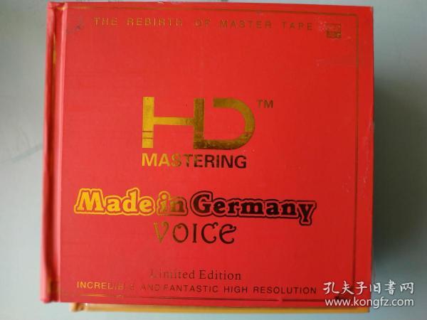 德国制造  人声试金石  Made in Germany Voice (CD)