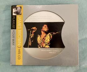 James Brown Hits CD Play List Your Way