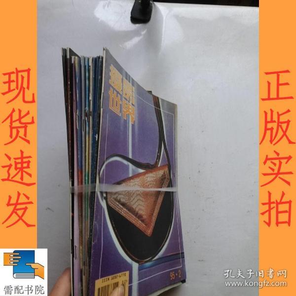 摄影世界     1995   2  -12   共11本合售