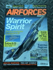 AIRFORCES MONTHLY November 2020