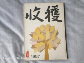 收获1987.4