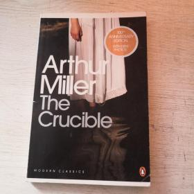 The Crucible:A Play in Four Acts (Penguin Modern Classics(有划线)