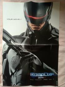 电影海报:ROBOCOP