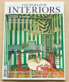 The World of Interiors家居世界2021年3月英国家居设计英文杂志