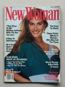 New Woman1989年4月