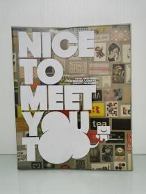 Nice To Meet You Too: Visual Greetings from Business Cards to Identity Packages (设计)英文原版书