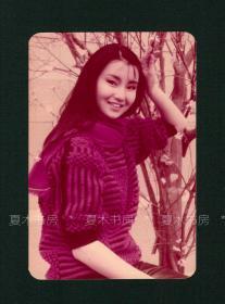 张曼玉照片,原版老照片