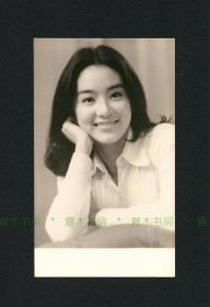 女神 林青霞照片1,原版老照片