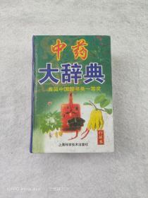 中药大辞典(首届中国辞书类一等奖)