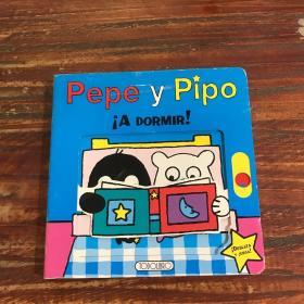 peppy Pipo iA DORMIR!