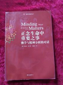 正念生命中重要之事:佛学与精神分析的对话