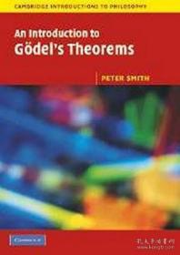 An Introduction To G?del's Theorems (cambridge Introductions