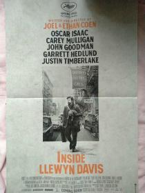 电影海报:单张双面