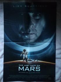 电影海报:MARS–ENDER'SGAME