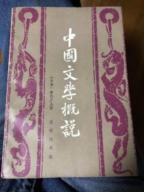 中国文学概说