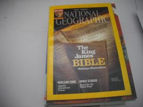 NATIONAL GEOGRAPHIC  DECEMBER 2011