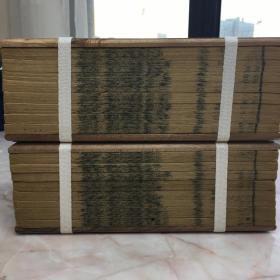 善本孔网仅此一套,清乾隆精写刻本文奎堂藏版 《批点唐宋八家古文30卷》原装十六册全。尺寸;23.3*15.6CM.