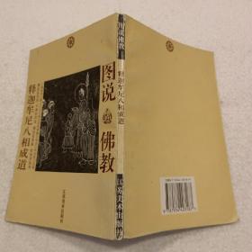 释迦牟尼八相成道(32开)平装本,1996年一版一印