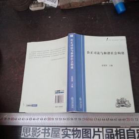 """公正司法与和谐社会构建:首届""""湖北法官论坛""""优秀论文集"""
