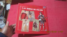《LAS BODAS DE FIGARO(老唱片),1张品相极佳 》名字不认识。