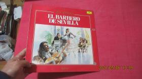 《EL BARBERO DE SEVILLA(老唱片),1张品相极佳 》名字不认识。