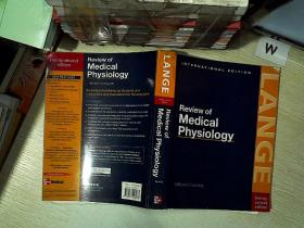 Review of medical physiology 医学生理学综述