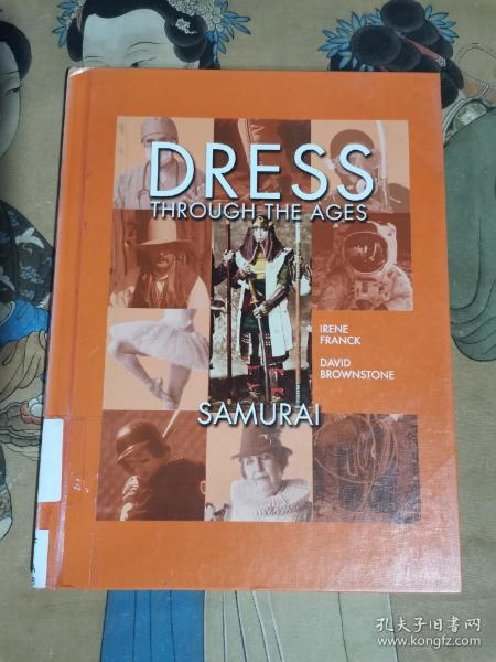 DRESS THROUGH THE AGES·SAMURAI