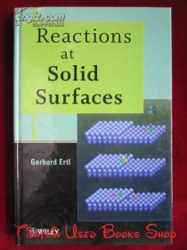 Reactions at Solid Surfaces(英语原版 精装本)固体表面的反应
