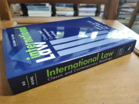 英文原版;INTERNATIONAL LAW