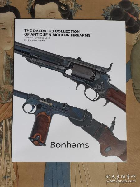 THE DAEDALUS COLLECTION OF ANTIQUE & MODERN FIREARMS